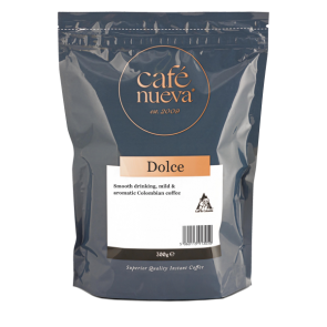 10 x Cafe Nueva Dolce Coffee - 300g