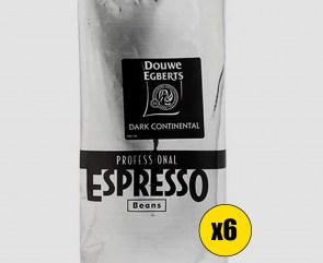 Douwe Egberts Dark Continental Coffee Beans